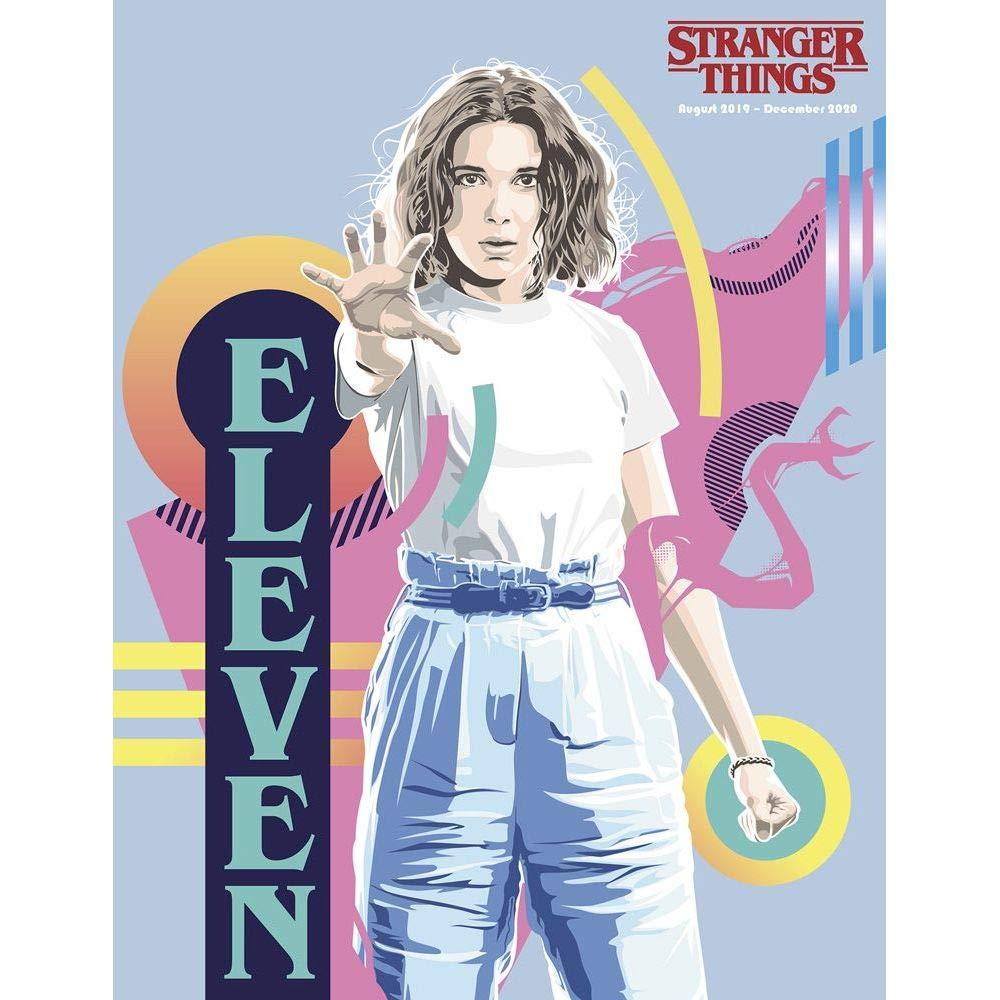Stranger Things August 2019-December 2020 Planner: Amazon.es: Trends International: Libros en idiomas extranjeros