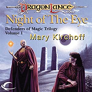 Night of the Eye Audiobook