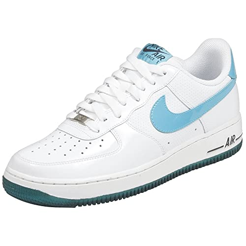 uk availability bd009 949f2 NIKE AIR FORCE 1 LOW MENS 315122-126 (9, WHITE/SPORT RED): Amazon.co.uk:  Shoes & Bags