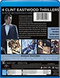 Clint Eastwood 4-Movie Thriller Collection: Coogan's Bluff / The Beguiled / Play Misty For Me / The Eiger Sanction [Blu-ray] [Import]