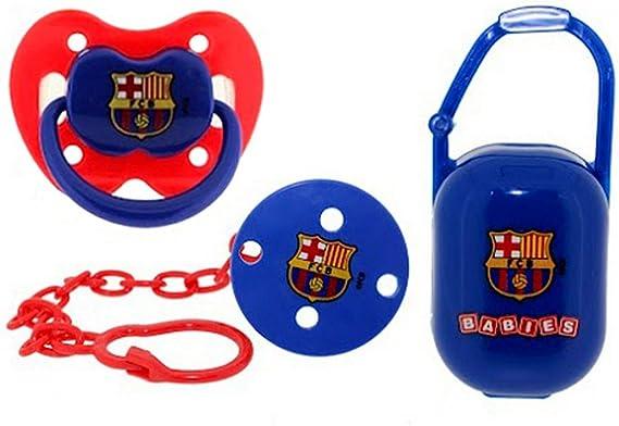 Boite de rangement pour t/étine Bleu Taille unique FC Barcelona