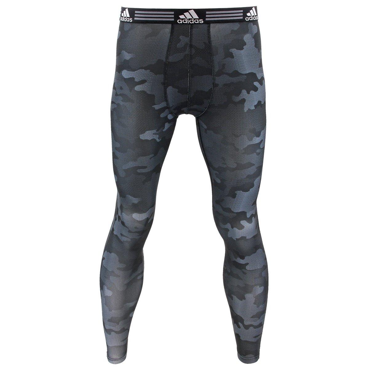 Adidas Herren Baselayer Climalite UPF Hose
