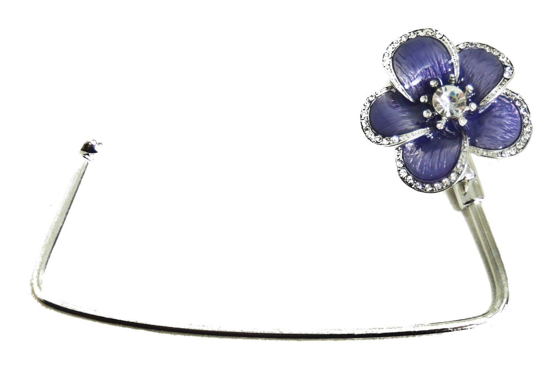 Glamour Girlz, Accroche-Sac Femme Violet violet taille unique