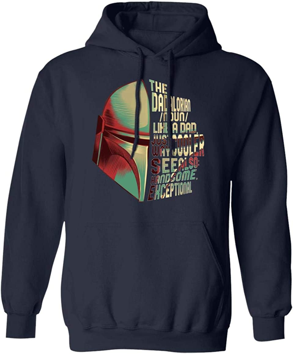 Funny Novelty Hoodie Hoody hooded Top 2012 Daddy Since