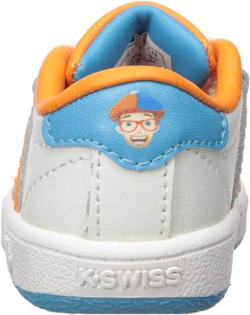 K-Swiss Kids' Classic Vn Blippi Sneaker