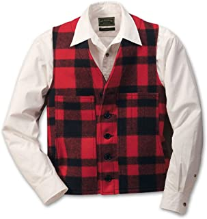product image for Filson 10056 Wool Vest - Extra Long