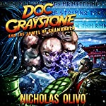The Jewel of Shambhala: Doc Graystone Adventures, Book 4 | Nicholas Olivo