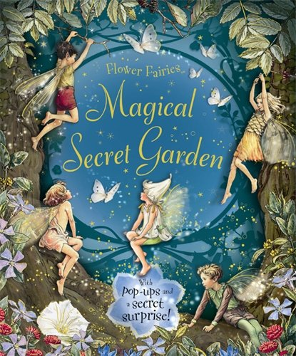 Santas Snow Cat (Magical Secret Garden (Flower Fairies))