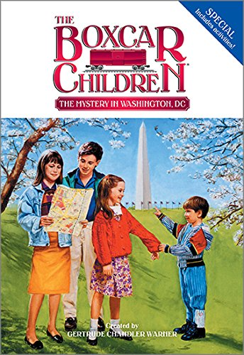 Mystery Washington Children Activities Specials product image