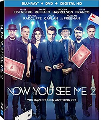 Now You See Me 2 by Amazon