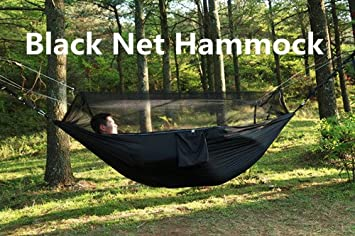 Camping & Hiking Sleeping Bags Outdoor Camping Equipment Ultralight Mosquito Net Parachute Hammock 2 Person Flyknit Garden Hamak Hanging Bed Leisure Hamac Reputation First