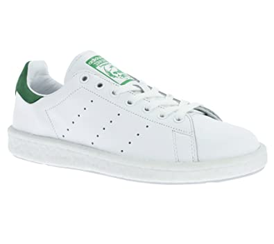 Adidas Originals Stan Smith amazon-shoes bianco Pelle iss4jvC