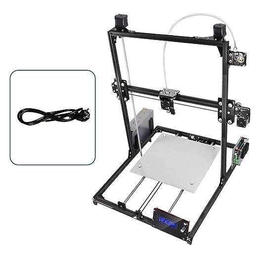 Lightleopard Flsun C-Plus 3D Printer Kit Área de impresión Grande ...