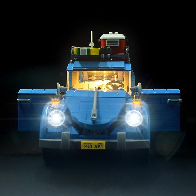 Genuine Volkswagen LEGO Creator 10252 Coccinelle Jouet Jeu de construction Kit Voiture Modèle