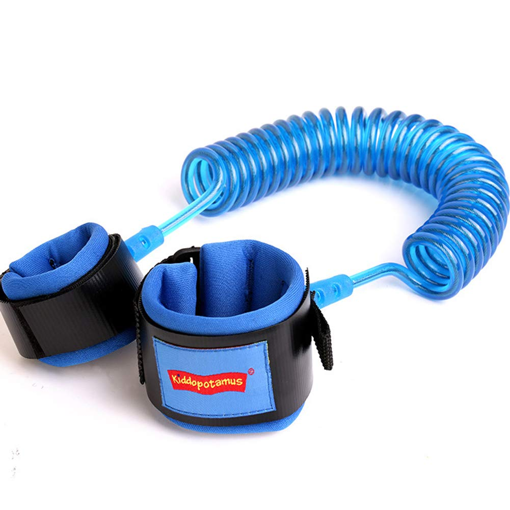 MQC Anti-Lost Baby Traction Rope Anti-Lost Rope Children Anti-Lost Bracelet Children 2.5M,Blue,2.5m