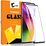 AVIDET for OnePlus 8 Screen Protector, OnePlus 8 Tempered Glass [Anti-Scratch][Case Friendly] 9H Hardness 3D Full Coverage Co