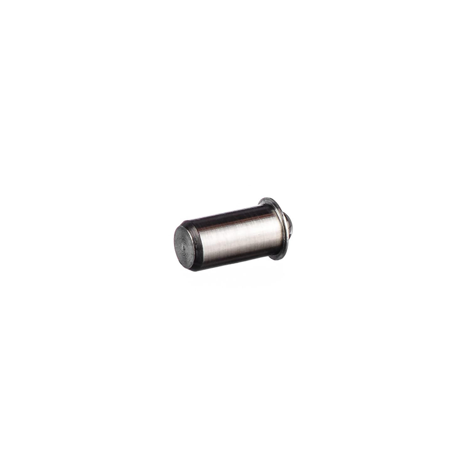 Vlier SPFBH58 Stainless Steel Push-Fit Ball Plunger 0.375 Outside