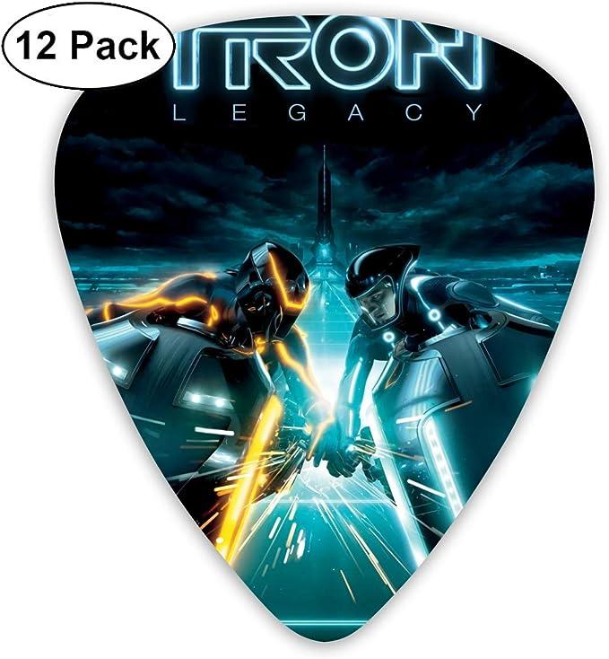 Laura J Woods Daft Punk Tron Legacy - Púa para Guitarra ...