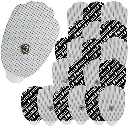 Shield TENS Unit Snap-On Electrode Pads (20)