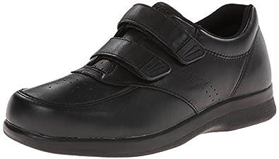 Propet Men's Stability Walker Shoe Black 8.5 X (3E) & Oxy Cleaner Bundle