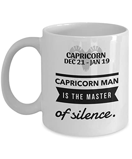 what makes a capricorn man happy
