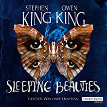 Sleeping Beauties Audiobook by Stephen King, Owen King Narrated by David Nathan