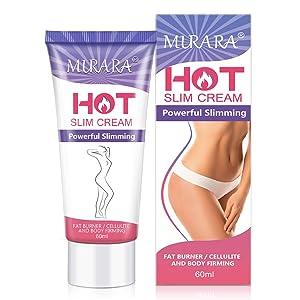 Hot Cream, Anti Cellulite Cream, Tummy Slimming Cream,Cellulite Removal Cream, Belly Fat Burning Weight Loss Cream for Women Belly Fat Burner for Abdomen,Waist and Buttocks,1 PCAK