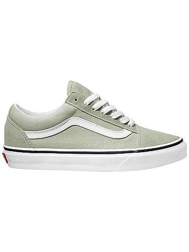 0585837f3c0c8 Vans Old Skool Desert Sage/True White