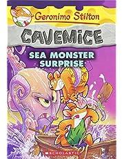 Sea Monster Surprise (Geronimo Stilton Cavemice #11)