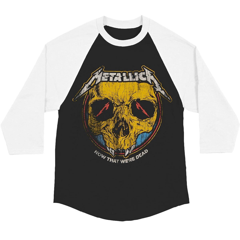 Metallica SHIRT メンズ B0773X93JJXL