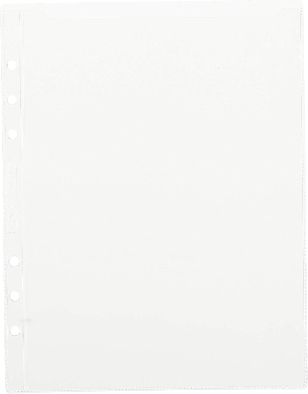 Filofax 343612 A5 transparente Hülle