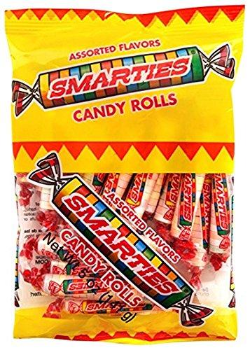 Smarties Assorted Flavor Candy Rolls, 5 oz, Pack of 3 ()
