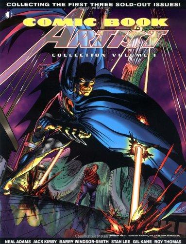 Comic Book Artist Collection Volume 1 ebook