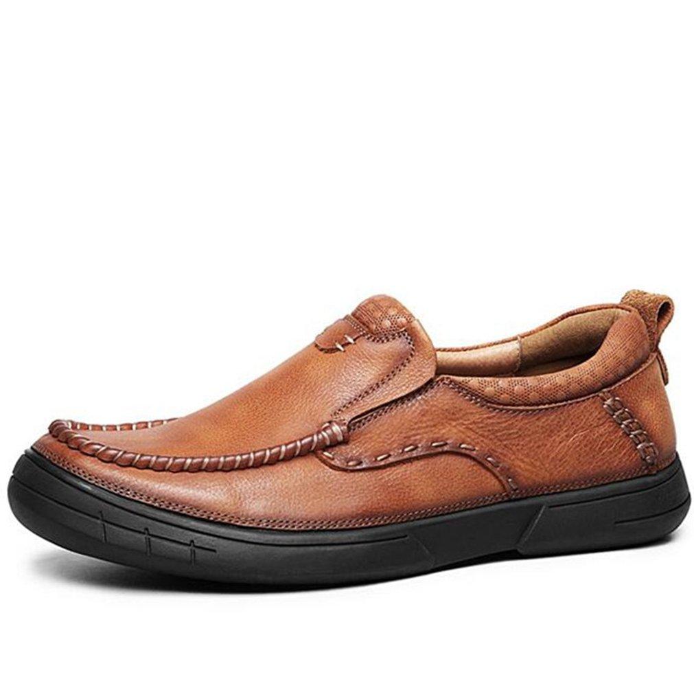 Feidaeu Zapatos Hombre 39 EU Braun,slipper Zapatos de moda en línea Obtenga el mejor descuento de venta caliente-Descuento más grande