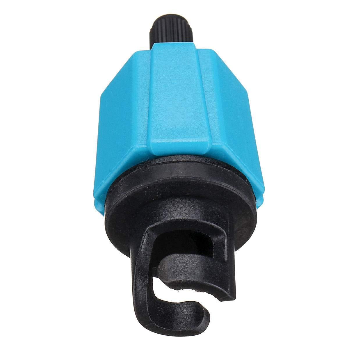 Aufblasbare Bootspumpe Ventil Adapter Sup Air Ventil Paddel Board Zubeh/ör