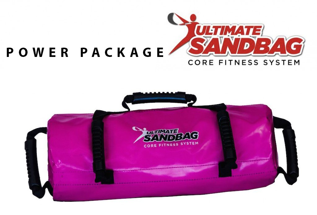 The Ultimate Sandbag Pink Power Package by Ultimate Sandbag Training (Image #1)