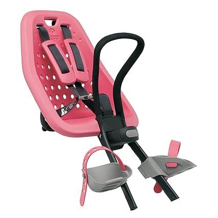 Amazoncom Yepp Gmg Mini Bicycle Child Seat Pink Bike Child