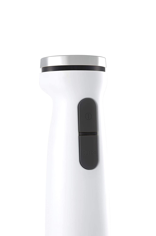 colore: bianco//nero Grundig BL 6860/Set frullatore a immersione 600 600/W con Mixer Aufsatz e schiacciapatate