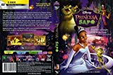 DVD Disney A Princesa e O Sapo [ The Princess and The Frog ] [ Brazilian Edition ] [ Audio and Subtitles in English + Portuguese ]