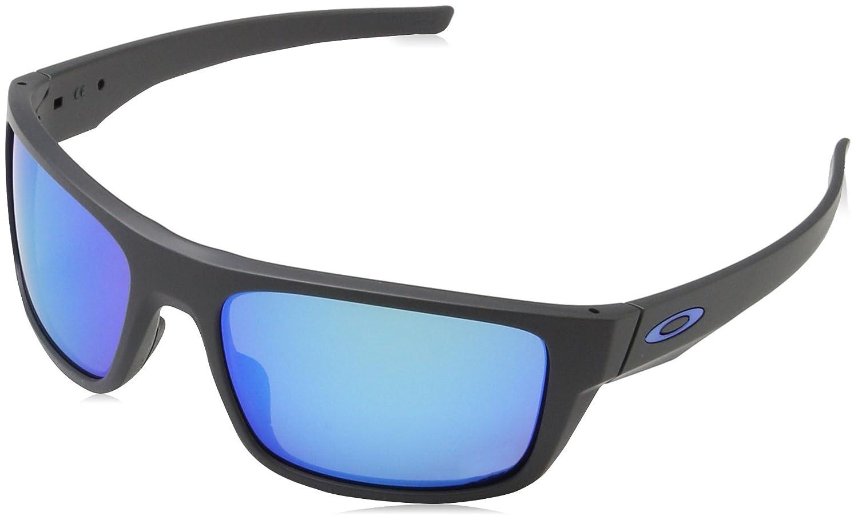 Oakley Drop Point >> Oakley Men S Drop Point Sunglasses Grey Matte Dark Grey 61
