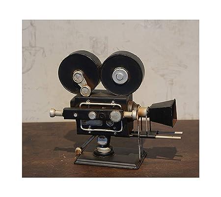 Proyector de películas Retro Vintage para decoración de Ventanas ...