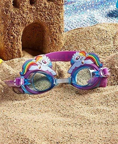 Kids Favorite Character Swim Goggles (Purple My Little Pony) ()