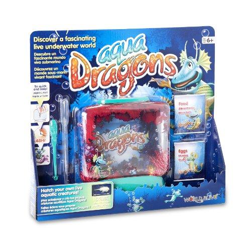 - World Alive Aqua Dragons Underwater World