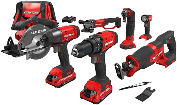 Craftsman CMCK700D2 featured image