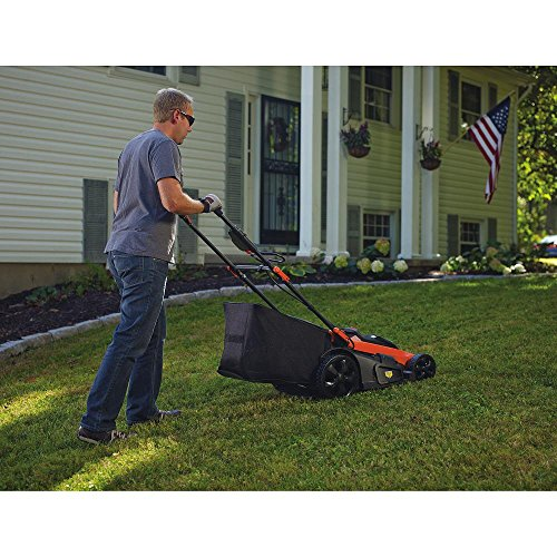 BLACK+DECKER CM2043C 40V Max Lithium Mower, 20""