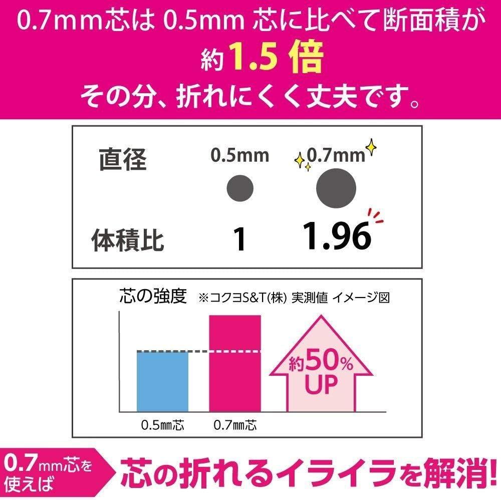 Kokuyo dispenser per nastro adesivo karu-cut