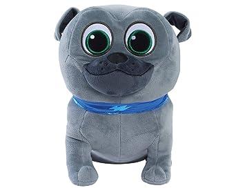 Amazon Com Puppy Dog Pals Medium Plush Bingo Gray Toys Games