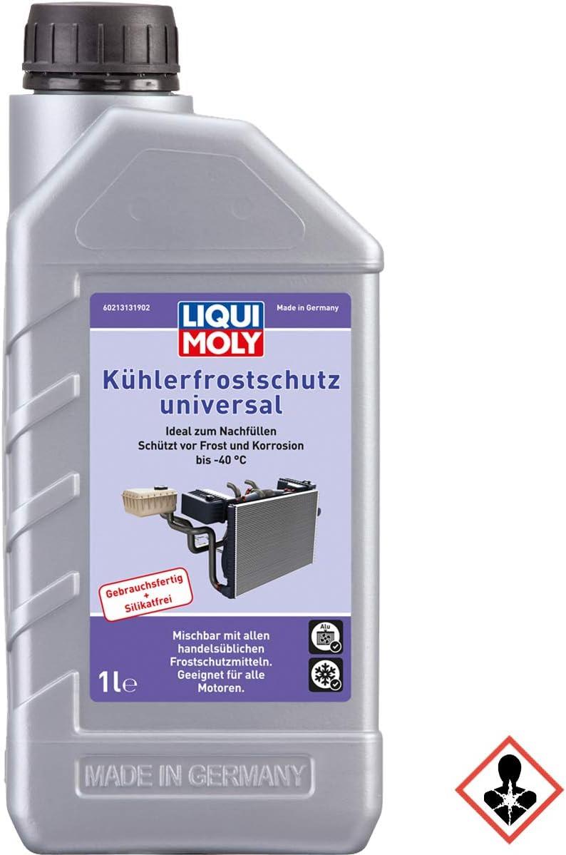 Liqui Moly 21313 Kühlerfrostschutz Universal 1 L Auto