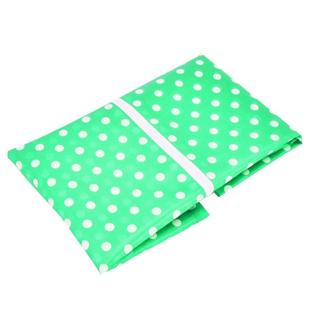 Amazon.com: eDealMax de ropa de Vestir juego ropa de capa de la Chaqueta a prueba de polvo Protector de la cubierta Verde: Home & Kitchen