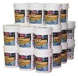 Ames SEB5PLT30 Super Elasto Barrier Household Paint Solvents Pallet (Pack of 30), Grey